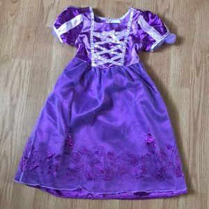 Disney Princess Rapunzel (Tangled) Dress Size 2T